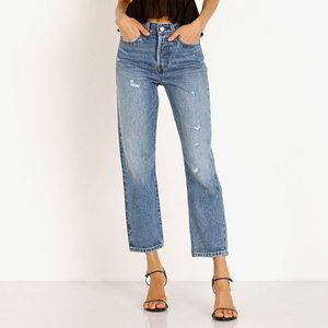 NWT Levi's High Rise Wedgie Jeans 24